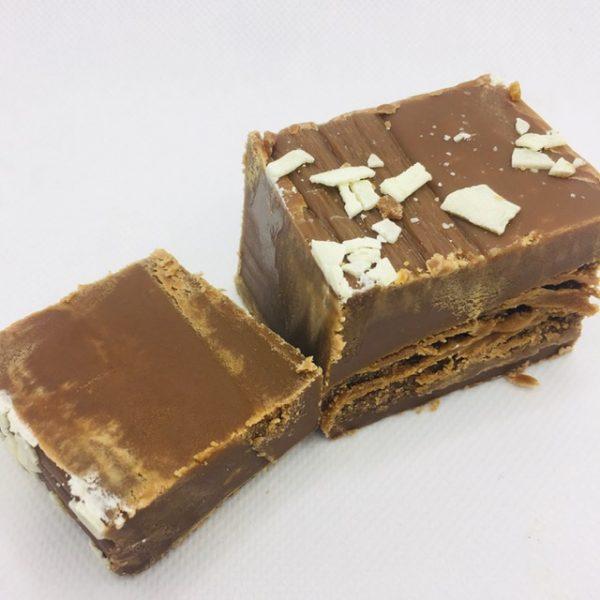 Belgian & White Chocolate