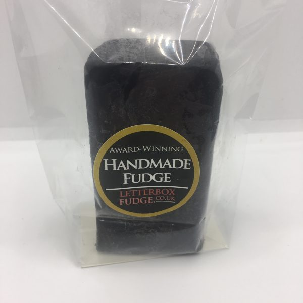 Handmade Liquorice Fudge